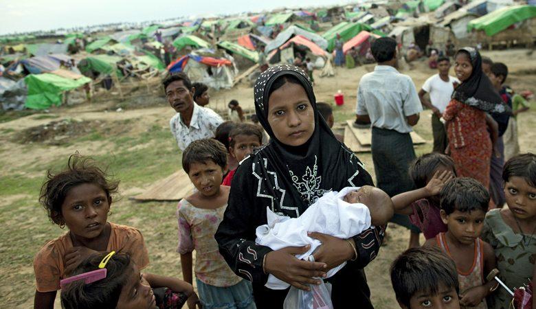 persecute_Rohingyas